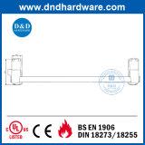 Barra de bloqueio de pânico para porta metálica