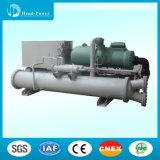 réfrigérateur 60HP refroidi à l'eau emballé par vis industrielle