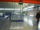 Промышленные склад для хранения для тяжелого режима работы стали срединном этаже для установки в стойку