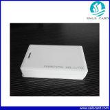 ABS van de veiligheid de Lege RFID LF Kaart van Clamshell