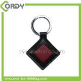 Mfire 1K RFID ledernes Keyfob prägenfirmenzeichen