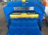 Telha vitrificada automática cheia que faz a máquina com folha do ferro