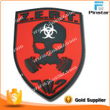 Chine Haute qualité Eco-Friendly Rubber Soft PVC Patch Military