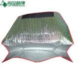 アルミホイルの食糧配達によって絶縁される昼食の熱クーラー袋をカスタマイズしなさい