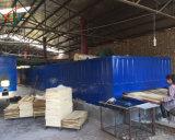 Máquina continua del secador de la chapa de la madera contrachapada
