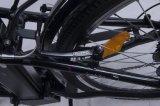 정면 디스크 브레이크 전기 도시 자전거