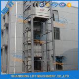 製造業は電気油圧ガイド・レールの上昇表を機械で造る
