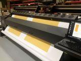 """Fournisseur chinois de papier de transfert de sublimation de la qualité de papier 126 de Cham """" pour l'impression de tissus de polyester"""