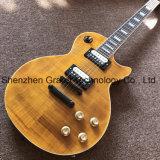 Факел клена и слэш аппетит Lp электрическая гитара черный оборудования (НЛП-578)