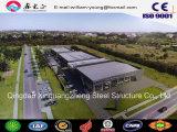 Ce стандартных зданий, стальные конструкции сборные выставочный зал (W-002)