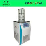 Essiccatore di gelata della presa di fabbrica con la mensola del riscaldamento/macchina elettriche di liofilizzazione