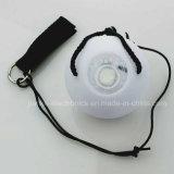 Kundenspezifische blinkende LED-Tanzenpoi-Kugel mit Firmenzeichen-Drucken (3560)