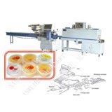 Machine automatique d'emballage en papier rétrécissable de tampon du coton SWC590