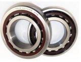 Cuscinetti a sfera angolari del contatto di doppia riga 3314 cuscinetti di nylon della gabbia