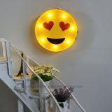 Super Cute Anthomaniac Emoji Светодиодный ночник