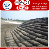 130g/Sqm durevole Ecological Bag/Geotextile Bag per Collapse di Slope
