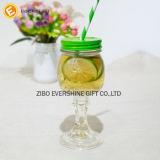 Jarra de cristal de beber bebidas 2018 Mason Jar