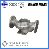 OEM/Customized Metal/Steel/Iron Pump/Valve Sand Casting Part with CNC Machine Machining