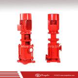 Compact hydraulique verticale feu Pompe à eau Fighting