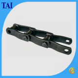 鋼鉄によって溶接される鎖および接続機構