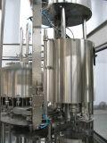 3-en-1 de lavado de botellas de llenado Máquina que capsula