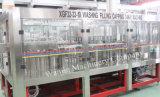 Pequeña planta de embotellamiento de consumición automática en botella de agua mineral