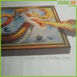 Autoadesivo su ordinazione del pavimento di stampa 3D della decorazione domestica di Alibaba Cina