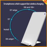 2017 Nuevo Qi Wireless Quick /cargador rápido para Samsung, teléfonos inteligentes iPhone
