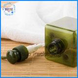 250ml de vierkante Plastic Fles van de Shampoo PETG