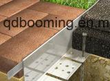 Graue Farben-Stahlgarten Edgings mit guter Qualität