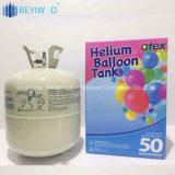 Gasfles van het Helium van de lage Druk de Draagbare Beschikbare voor Ballons