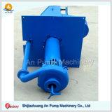 Pompe verticale submersible résistante à l'usure de boue pour le débit de mine d'exploitation