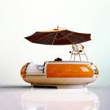 Elektrisches BBQ-Krapfen-Boot für Insel-Tourismus