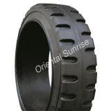 Appuyez sur les pièces du chariot élévateur sur de solides modèle lisse de pneus 10.5X5X6.5 (10 1/2x5x6 1/2) 10,5*5*6.5