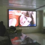 Afficheur LED polychrome de la publicité extérieure de HD P6