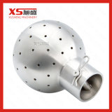 ステンレス鋼AISI304タンク静的な溶接のクリーニングの球