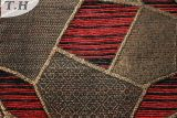 Chenille Upholstery Sofa Fabric mit Coating (FTH31400)
