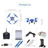 3176062-2.4G 4CH gyroscope 6 axes 0.3MP Quadcopter WiFi caméra FPV RC RTF avec Mode sans moniteur 3D-haute Flip Mode Hold