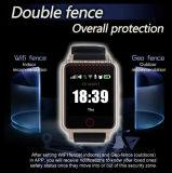 心拍数のモニタY12が付いている大人の防水GPSの追跡者の腕時計