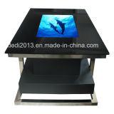 43pulgadas resistente al agua Nano Pantalla LCD de pantalla táctil de Windows para el café y té mesa de juego