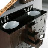 Шкаф ванной комнаты мебели тщеты ванны дуба