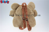 "11.8 "" Lovely Brown Bear Children Backpack Boss-1234/30cm"