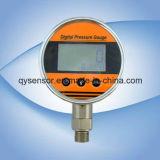 디지털 배터리 전원을 사용하는 압력 Gauge0~60MPa NPT1/4