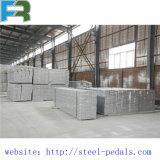 Piattaforma d'acciaio del metallo della plancia dell'armatura di Galvanzied per costruzione