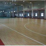 Un revêtement de sol PVC dans une salle de gym