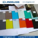 O vidro colorido Impressão Digital de vidro colorido silkscreen de cerâmica de vidro preço grossista de vidro