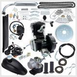 Kit motorizzato del motore della bici/kit nero del motore della bicicletta del kit 80cc del motore di benzina 80cc