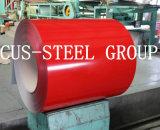 La lámina de acero de color impreso de la bobina de acero// Patrón PPGI Madera
