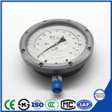 Manometer van de Maat van de Druk van de precisie de Schokbestendige met Uitstekende kwaliteit