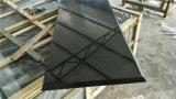 Lastra del granito dello Shanxi di prezzi competitivi della Cina migliori/scheda nere dell'ardesia con il punto dorato